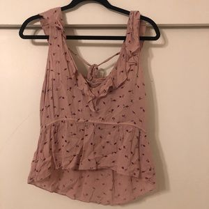American Eagle Two Piece Cami